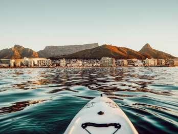 Kapstadt: Meeres-Kajaktour ab der V&A Waterfront