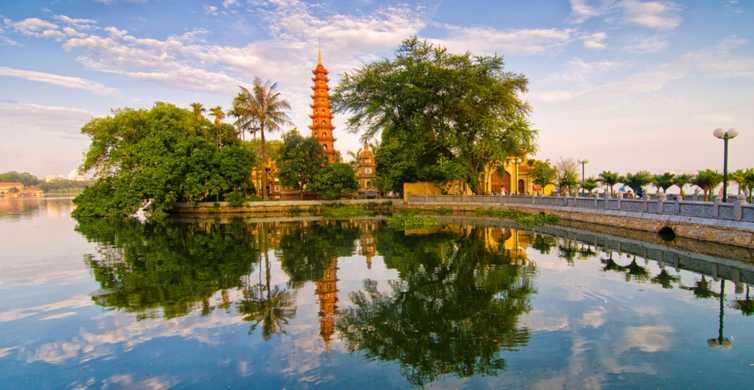 Hanoi: Full-Day Shore Excursion Tour
