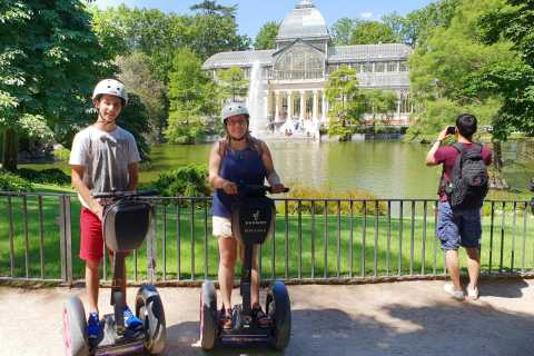 Madrid: Genuine Segway I2 Experience
