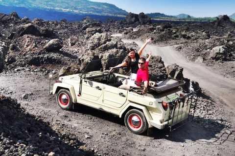 Mount Batur: Private Volkswagen Jeep Volcano Safari