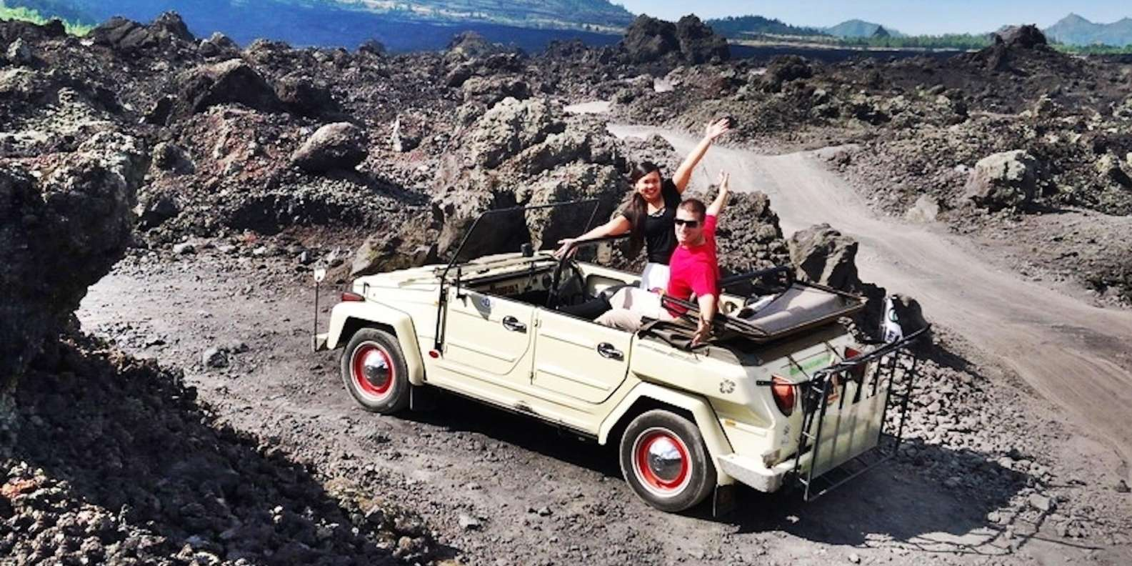 Mount Batur Private Volkswagen Jeep Volcano Safari Getyourguide