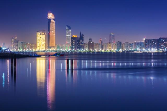 Vanuit Abu Dhabi: rondleiding van een dag door Dubai