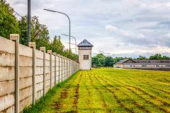 Memorial Campo de Concentração de Dachau saindo de Munique