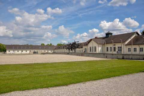 From Munich: Dachau Memorial Site Day Tour in English