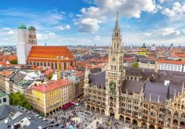 Wat te doen in München - München: wandeltocht oude stad & Viktualienmarkt in Duits