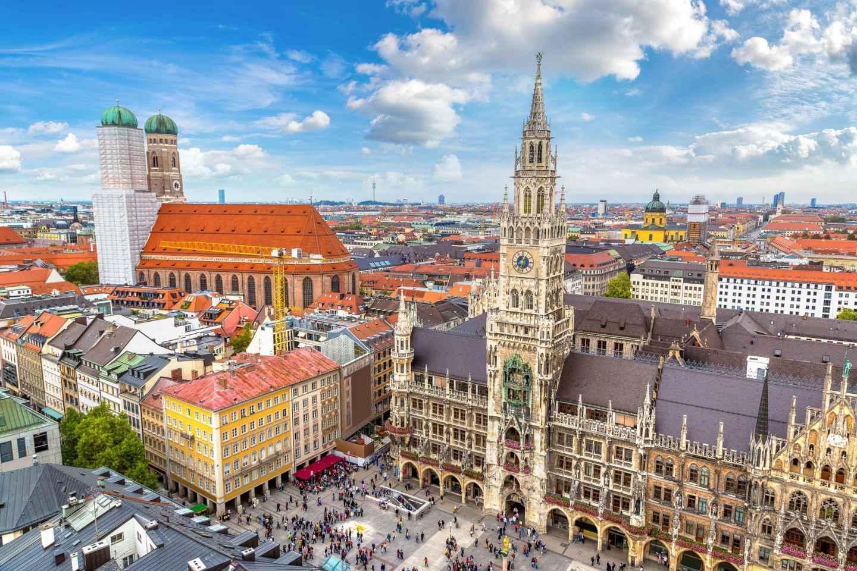 München: Altstadt & Viktualienmarkt - Rundgang auf Deutsch