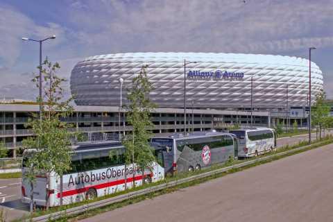 Munich: City Tour & FC Bayern Munich Soccer Arena Tour