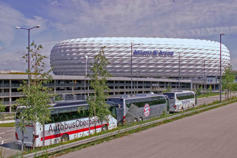 München: Stadtrundfahrt & FC Bayern Fußball-Arena-Tour