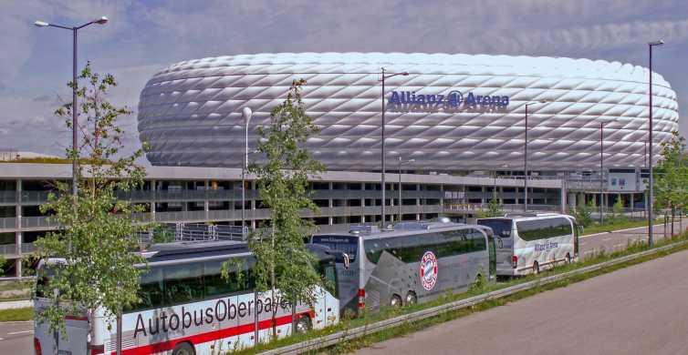 Monaco di Baviera: tour della città e dell'Allianz Arena