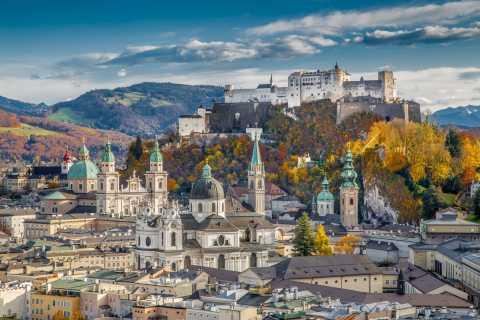 Salisburgo, Sankt Wolfgang e Salzkammergut: tour da Monaco
