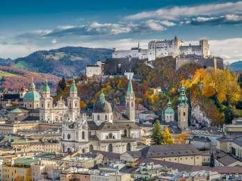 Ab München: Salzburg, St. Wolfgang und Salzkammergut