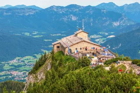 Day Tour to Berchtesgaden Foothills & Obersalzberg