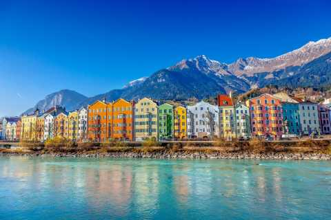 From Munich: Swarovski Crystal Worlds and Innsbruck Day Trip
