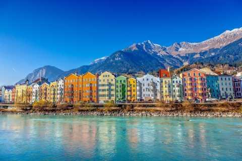 De Munique: Passeio Mundo dos Cristais Swarovski e Innsbruck