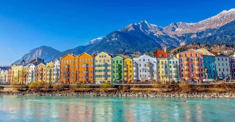 From Munich: Swarovski Crystal Worlds and Innsbruck Day Trip