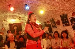 Sacromonte: Tickets Flamenco-Show in Cuevas Los Tarantos