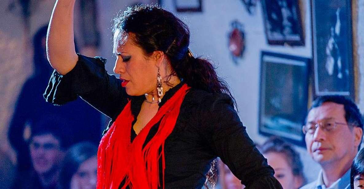 Sacromonte: Flamenco Show at Cuevas Los Tarantos Tickets