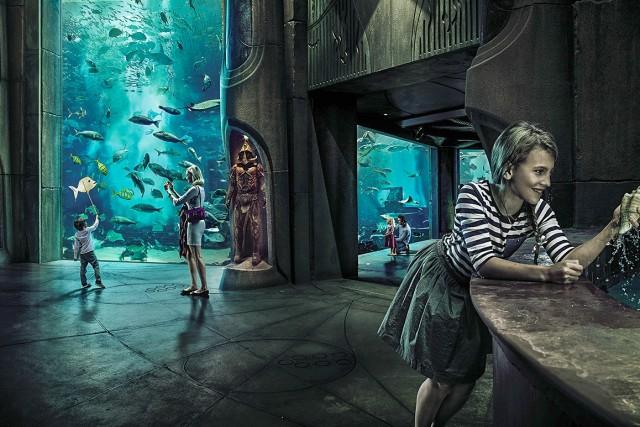 Dubai: ticket Lost Chambers Aquarium