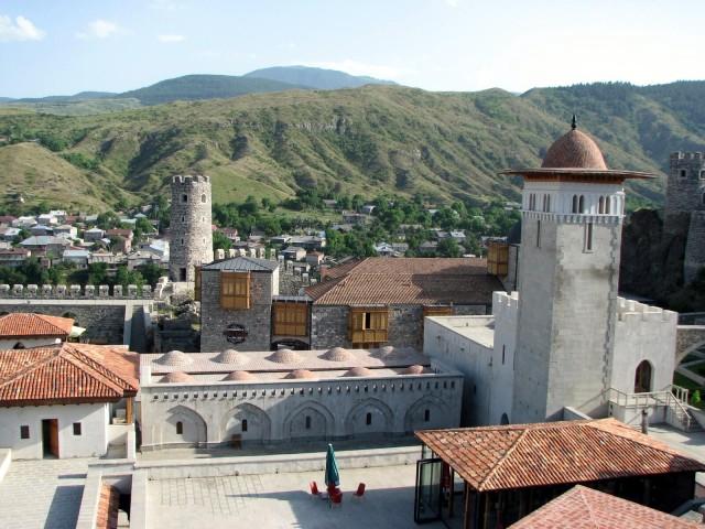 Van Tbilisi: privétour Vardzia, Rabati en Borjomi