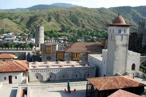 From Tbilisi: Vardzia, Rabati, and Borjomi Private Tour
