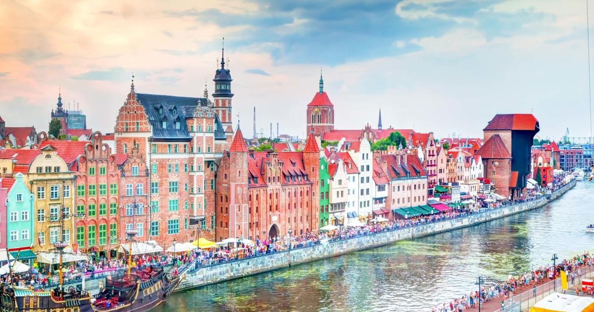 Tour a pie de 2 horas por el casco antiguo de Gdansk - Gdansk, Polonia |  GetYourGuide