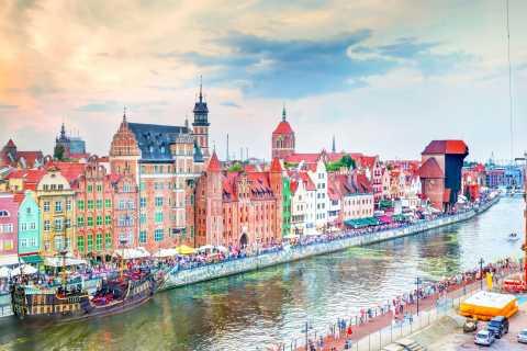 Gdańsk, Gdynia & Sopot – kohokohdat: Päivän yksityiskierros
