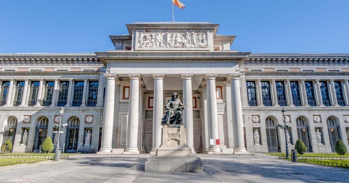 Prado Museum Skip-the-Line Guided Tour