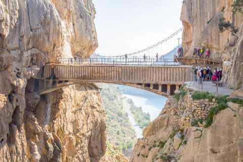 Caminito del Rey: Guided tour from Málaga and Costa del Sol