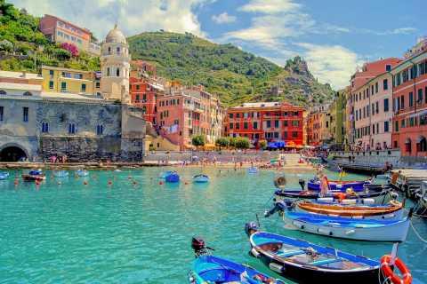 Cinque Terre: tour da Firenze