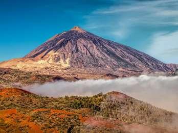 Teneriffa: Wanderung auf dem Teide