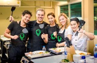 Bangkok: Thailändischer Kochkurs in Bang Rak