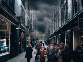 London: Tour zu Harry-Potter-Drehorten mit Flussbootsfahrt