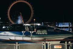 Londres: Passeio Assustador a Pé e de Barco no Rio Tâmisa