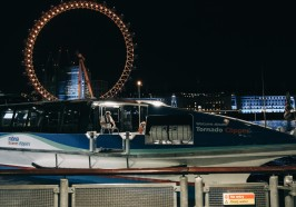 What to do in London - London: Ghost Walk and Spooky River Thames Boat Ride