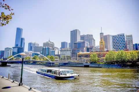 Melbourne: 1-Hour Gardens and Sporting Precinct River Cruise