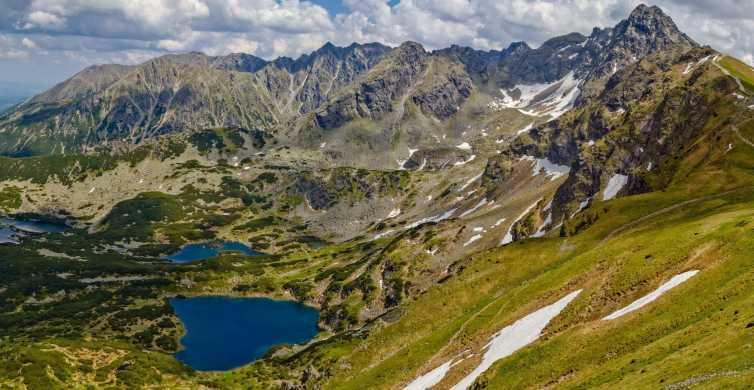 Dagtrip vanuit Krakau: Tatragebergte en Zakopane