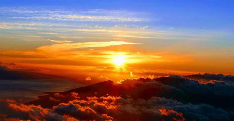 Maui: Haleakala National Park Sunrise and Zip-line Tour