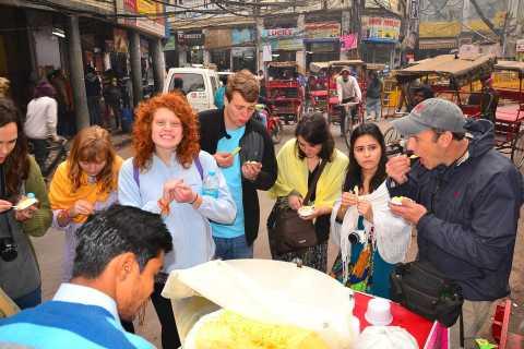 Old Delhi: recorrido gastronómico con chef local