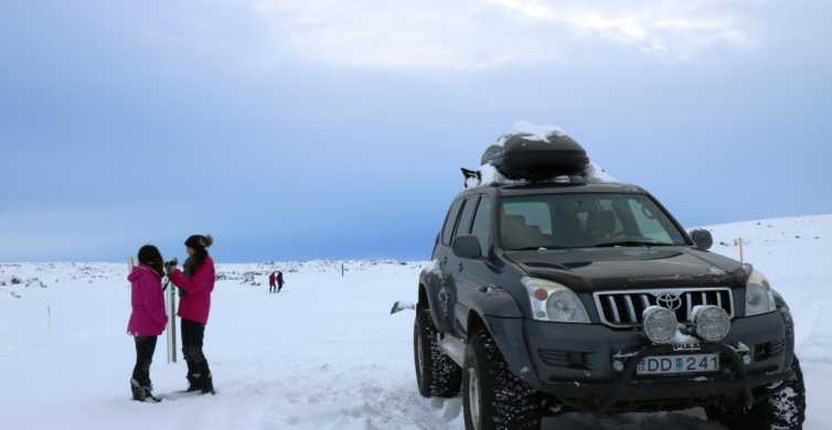 From Akureyri: Private Dettifoss Waterfall Super Jeep Tour