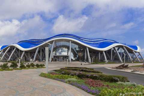 Primorsky Aquarium on Russky Island