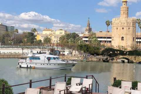 Alcázar: Guided Tour and Boat Trip