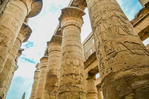 Vanuit Marsa Alam: dagtrip naar Luxor per bus