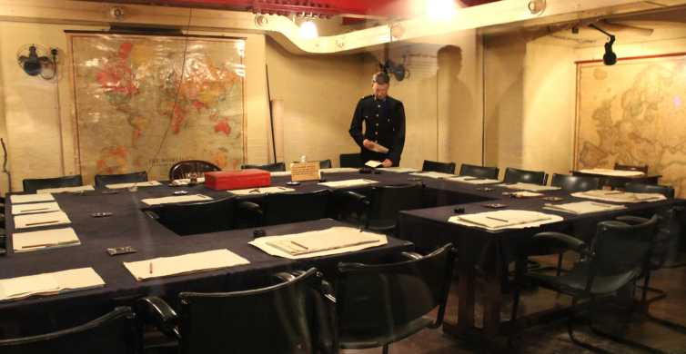 London: 30 Top Sights and Churchill War Rooms Tour