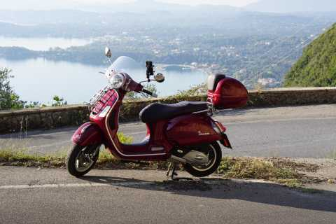 Corfu: Above and Beyond Palaiokastritsa 6-Hour Scooter Tour