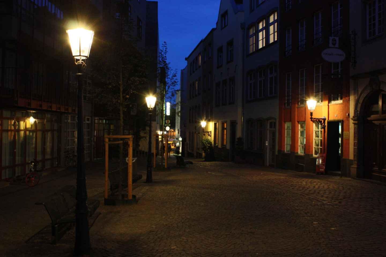 Kölner Schauplätze des Verbrechens: 1900 bis heute