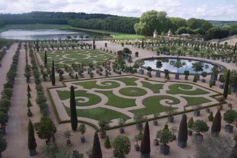 Half Day Versailles Palace & Gardens Tour From Versailles