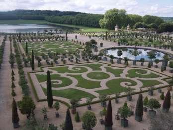 Ab Versailles: Schloss Versailles & Gärten Halbtagestour