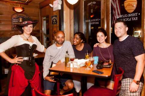 Old Town, Alexandria: 2.5 Hour Haunted Bar Tour