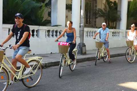 Santa Marta: Flexible Bike Rental Service