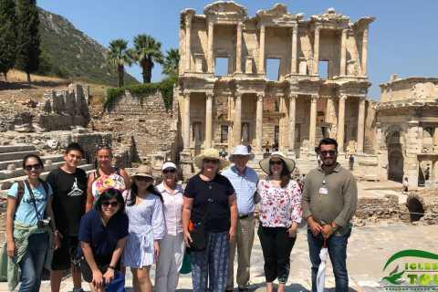Efeze: rondleiding Huis van de Maagd Maria, kleine groep